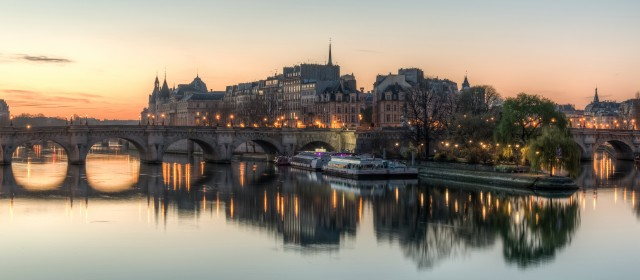 Photography and the City of Paris