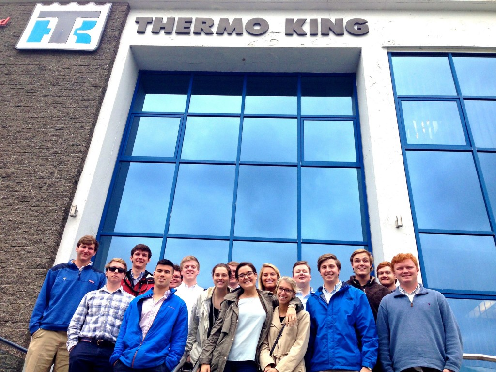 Visit to Thermo King